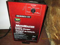 Heavy Duty Battery Charger,,electric motor,, chainsaw