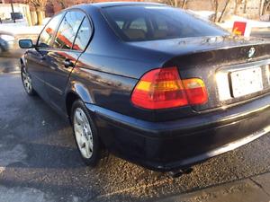 BMW 325 Xi 2005 4X4