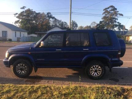 Holden jackaroo nullarbor