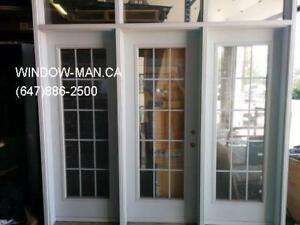 Patio Back French Sliding Garden Door  Energy Efficient