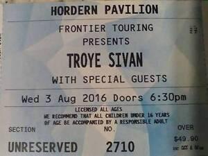 Troye Sivan concert tickets - Sydney Maitland Maitland Area Preview