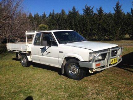 MAZDA B UTE******1986 Royalla Queanbeyan Area Preview