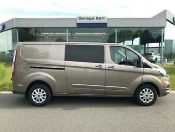 Ford Transit Custom 25.000 euro excl btw