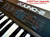 ROLAND Alpha JUNO UPGRADE