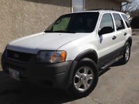 2001 Ford Edge FULLY LOADED + SAFETY INCLUDED