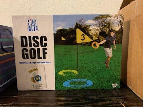 Disc Golf Complete outdoor Set