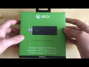 Xbox One Wireless Controller Adapter Dongle for Windows