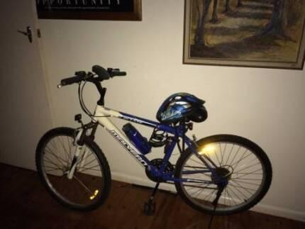 Push bike bicycle