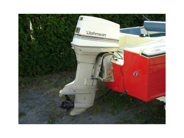 Used 1985 Johnson Johnson 70 Forces VRO