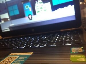 Gaming/Touch Screen 2017 Laptop HP Runs ultra Games