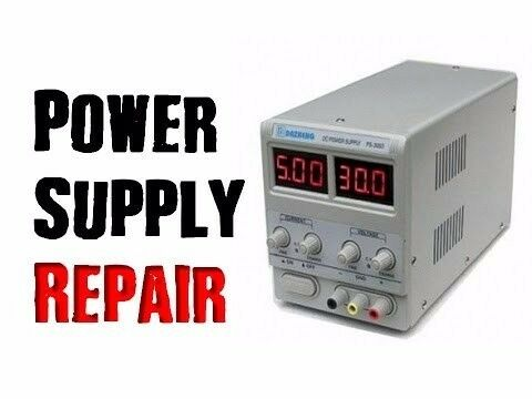 High Voltage Power Supply Repair by Dynamics Circuit (S) Pte Ltd