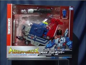 Transformers Takara Godbomber LG42 MISB for Optimus Prime