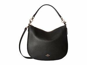 COACH Chelsea Crossbody in Pebble Le Black  $199 OBO
