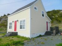 Historic Saltbox Home For Sale in Crowhead, Twillingate!