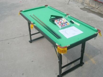 Kids Pool Table For Sale size 1.20 m 1.4m .1.6 m