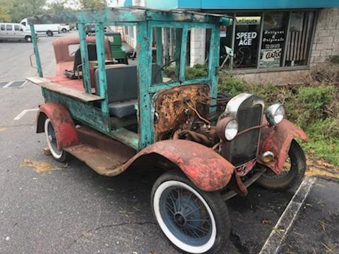 1930 Ford Model A  Model a huckster 30 31