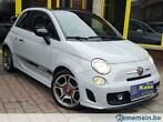fiat 500c abarth 1.4 t-jet abarth 500 ! 1proprietaire +full