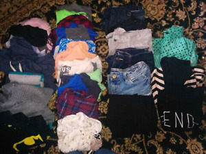 Lot of clothes (Girls)