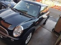 2003 mini one 52 reg starts runs and drives but sold as spares or repair project