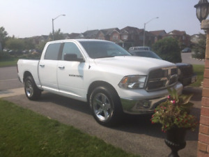 2011 Dodge Ram Bighorn edition