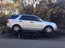 Cheap car trailer hire Sutherland shire Barden Ridge Sutherland Area Preview