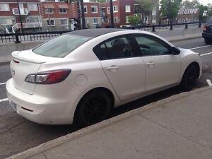 2012 Mazda Mazda3 4 doors Sedan
