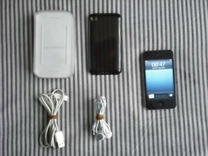 iPod touch 4th 32GB+ xbox 360 250GB+ LG Optimus chat