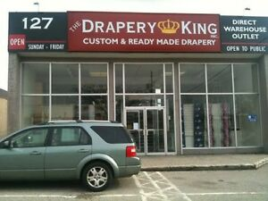 Drapery King Toronto Ready Made Drapery to suit your lifestyle