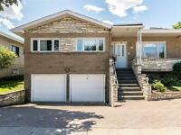 GORGEOUS 3+1 BEDROOM BUNGALOW IN PRIME CSL! 3 BATHROOMS A++