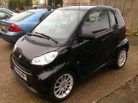 Smart car 1.0 passion heated leather seats top spec stunning car