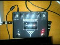 Blackstar gus g blackfire distortion pedal - £130 ONO