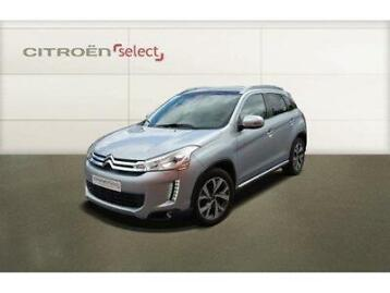 citroen c4 aircross 1600 hdi 115 exclusive