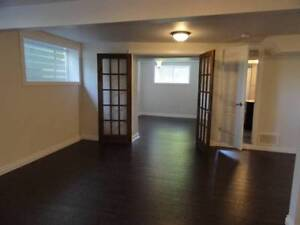 Beautiful lower house suite facing greenbelt with HUGE windows