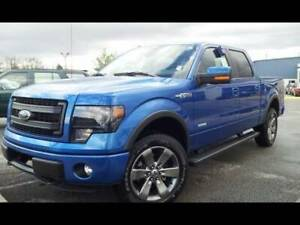 IN SEARCH IF FORD F350 DIESEL - TRADE 2014 F150 FX4 + CASH
