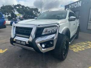2017NISSAN NAVARA DC UTE Campbellfield Hume Area Preview