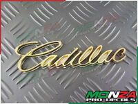 CADILLAC DECALS and EMBLEMS