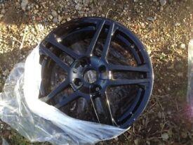 """Set of DEZENT wheels 17"""" 4x108"""