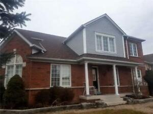 Stunning Detached Home for Rent - Ajax, Upper floors only