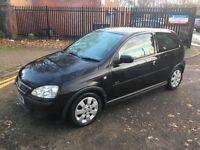 Vauxhall Corsa SXI Metallic Black