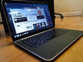 Dell XPS i7 Core 2.8GHZ Turbo Boost, 128GB SSD, 13 Inch Screen, Wifi, Bluetooth, Backlit Keyboard