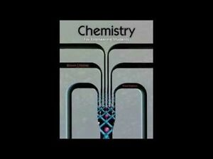 Chemistry for engineering students 3rd edition $50