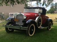Shay Model A Ford
