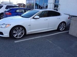 2011 Jaguar XF XFR Sedan