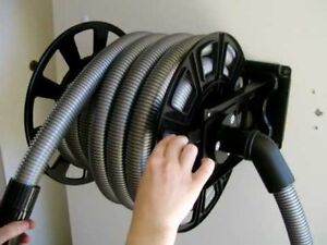Ducted Vacuum Hose on Reel 9m Grey -  2 available Carine Stirling Area Preview