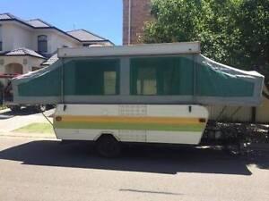 Jayco Jaydove Camper Para Hills Salisbury Area Preview