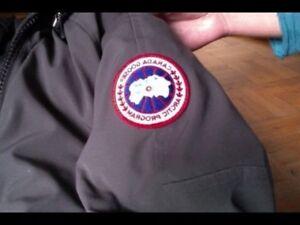 Grey Canada Goose jacket - Medium