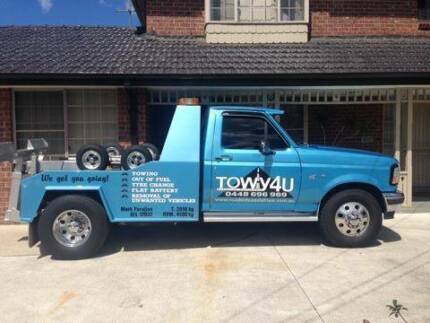 Towy4U - Roadside Assistance and Towing