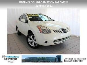 2009 Nissan Rogue SL AWD SIEGES CHAUFFANTS