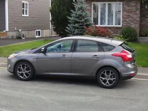 2013 Ford Focus Sport Package Hatchback
