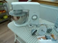 Kenwood Classic Chef for sale with accessories